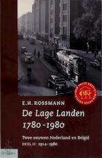 De Lage Landen 1780-1980