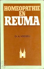 Homeopathie en reuma - Adolf Voegeli, Frans Vermeulen (ISBN 9789061205944)