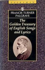 The Golden Treasury of English Songs and Lyrics - Francis Turner Palgrave (ISBN 9780460870290)