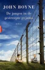 De jongen in de gestreepte pyjama - John Boyne (ISBN 9789089900357)