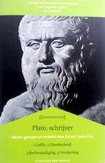 Plato, schrijver - Plato, Gerard Koolschijn (ISBN 9789035126374)