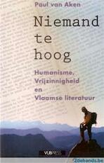 Niemand te hoog - P. van Aken (ISBN 9789054871040)