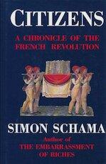 Citizens - Simon Schama (ISBN 9780670810123)