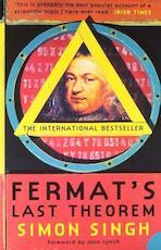 Fermat's last theorem - Simon Singh (ISBN 9780007902491)