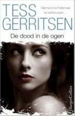 De dood in de ogen (special) - Tess Gerritsen (ISBN 9789402724608)