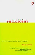 Modern Philosophy - Roger Scruton (ISBN 9780140249071)