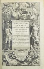 Annales ducum seu principum Brabantiae totiusque. Belgii