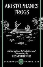 Aristophanes Frogs - Aristophanes (ISBN 9780198150053)