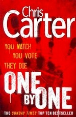 One by One - Chris Carter (ISBN 9780857203076)