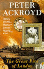 The Great Fire of London - Peter Ackroyd (ISBN 9780140171105)