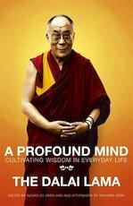 A Profound Mind - The Dalai Lama (ISBN 9780340841105)
