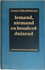 Iemand, niemand en honderdduizend - L. Pirandello (ISBN 9789071127083)