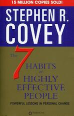7 habits of highly effective people - Covey S (ISBN 9780684858395)