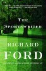 The sportswriter - Ford R (ISBN 9780679762102)