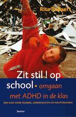 Zit stil ! op school !