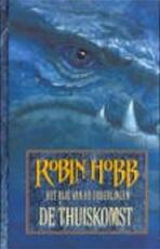 Het Rijk van de Ouderlingen - De thuiskomst - Robin Hobb (ISBN 9789024553488)