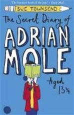 The secret diary of Adrian Mole aged 13 3/4 - Sue Townsend (ISBN 9780141315980)