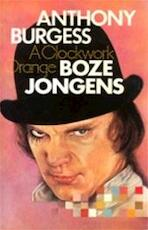 Boze jongens - Anthony Burgess, C. Buddingh', W.F. Buddingh' (ISBN 9789029508322)
