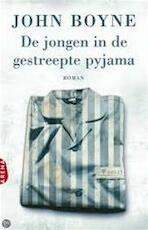 De jongen in de gestreepte pyjama - John Boyne (ISBN 9789022563274)