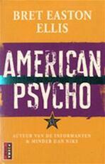 American psycho - Bret Easton Ellis, Balt Lenders (ISBN 9789024523085)