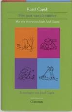 Het jaar van de tuinier - Karel Capek (ISBN 9789077276075)
