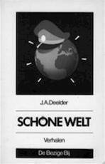 Schöne welt - J. A. Deelder (ISBN 9789023423423)