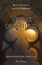 Vrome onschuld - Kate Sedley (ISBN 9789086060184)