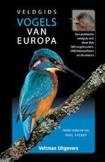 Veldgids vogels van Europa - Paul Sterry (ISBN 9789048303267)