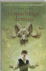 De machtige demon - E.Rose Sabin (ISBN 9789045307923)