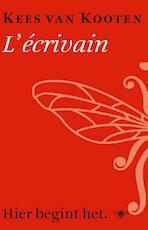 l'Ecrivain - Kees van Kooten (ISBN 9789023482758)