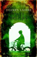 Twee broers - Jhumpa Lahiri (ISBN 9789460237508)