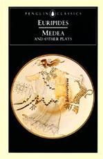 Medea and other plays - Euripides (ISBN 9780140441291)