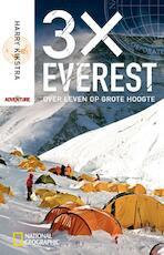 3x Everest - Harry Kikstra (ISBN 9789048810567)