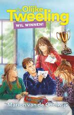 De olijke tweeling wil winnen! - Marion van de Coolwijk (ISBN 9789085432531)
