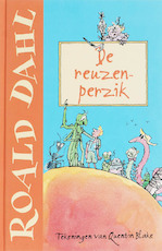 De reuzenperzik - Roald Dahl (ISBN 9789026120619)