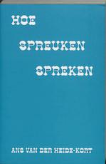 Hoe spreuken spreken
