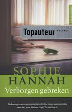 Verborgen gebreken - Sophie Hannah (ISBN 9789032512736)