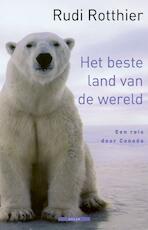 Het beste land van de wereld - Rudi Rotthier (ISBN 9789045017983)