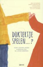 Doktertje spelen? - Bieke Detavernier (ISBN 9789033496608)