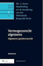 Asser 3-IV Algemeen goederenrecht (ISBN 9789013118728)