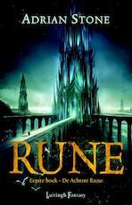 De achtste rune - Adrian Stone (ISBN 9789024535675)