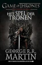 Het spel der tronen - George R.R. Martin (ISBN 9789024559954)