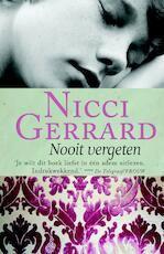 Nooit vergeten - Nicci Gerrard (ISBN 9789460929120)