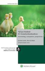 Vijf jaar bindend eu-grondrechtenhandvest - Janneke Gerards (ISBN 9789013133158)
