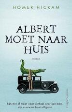 Een min of meer waar verhaal over een man, zijn vrouw en haar alligator - Homer Hickam (ISBN 9789402707403)