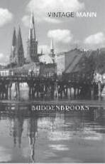 Buddenbrooks - Thomas Mann (ISBN 9780749386474)