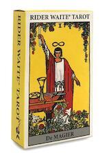 Rider Waite® Tarot - standaardeditie - Edward Waite (ISBN 9789085082033)