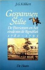 Gespannen stilte - J. G. Kikkert (ISBN 9789026943034)