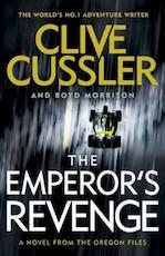 The Emperor's Revenge - Clive Cussler (ISBN 9780718182854)