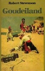 Goudeiland - Robert Louis Stevenson, Yge Foppema (ISBN 9789026978814)